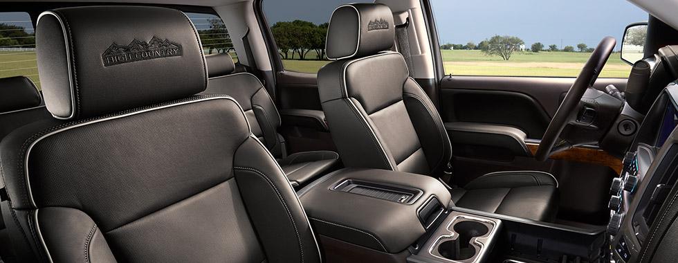 2017 Chevrolet silverado high country pickup zetels