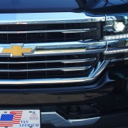 Chevrolet Silverado High Country grill