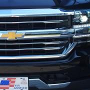 Chevrolet Silverado High Country grill