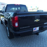 Chevrolet Silverado High Country laadbak