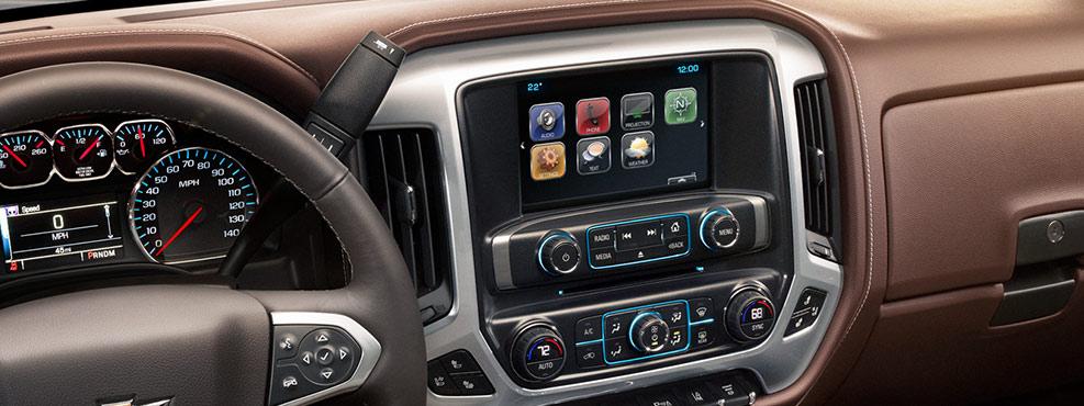 Chevrolet Silverado climatecontrol