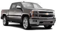 Chevrolet Silverado high country auto