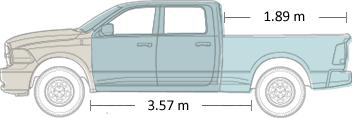 Dodge Ram 1500 Afmetingen Crew Cab