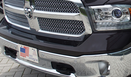 Dodge Ram 1500 Longhorn parkeersensoren