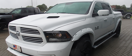 Dodge Ram 1500 Sport - style