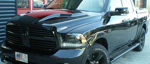 Dodge Ram 1500 night edition
