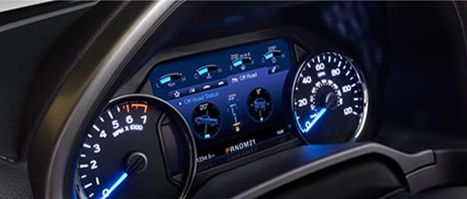 FORD F-150 LARIAT TECHNOLOGIE