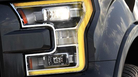 Ford F-150 Led verlichting koplampen