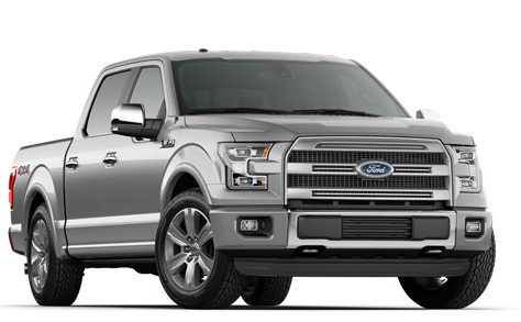 ford F-150 Platinum pickup