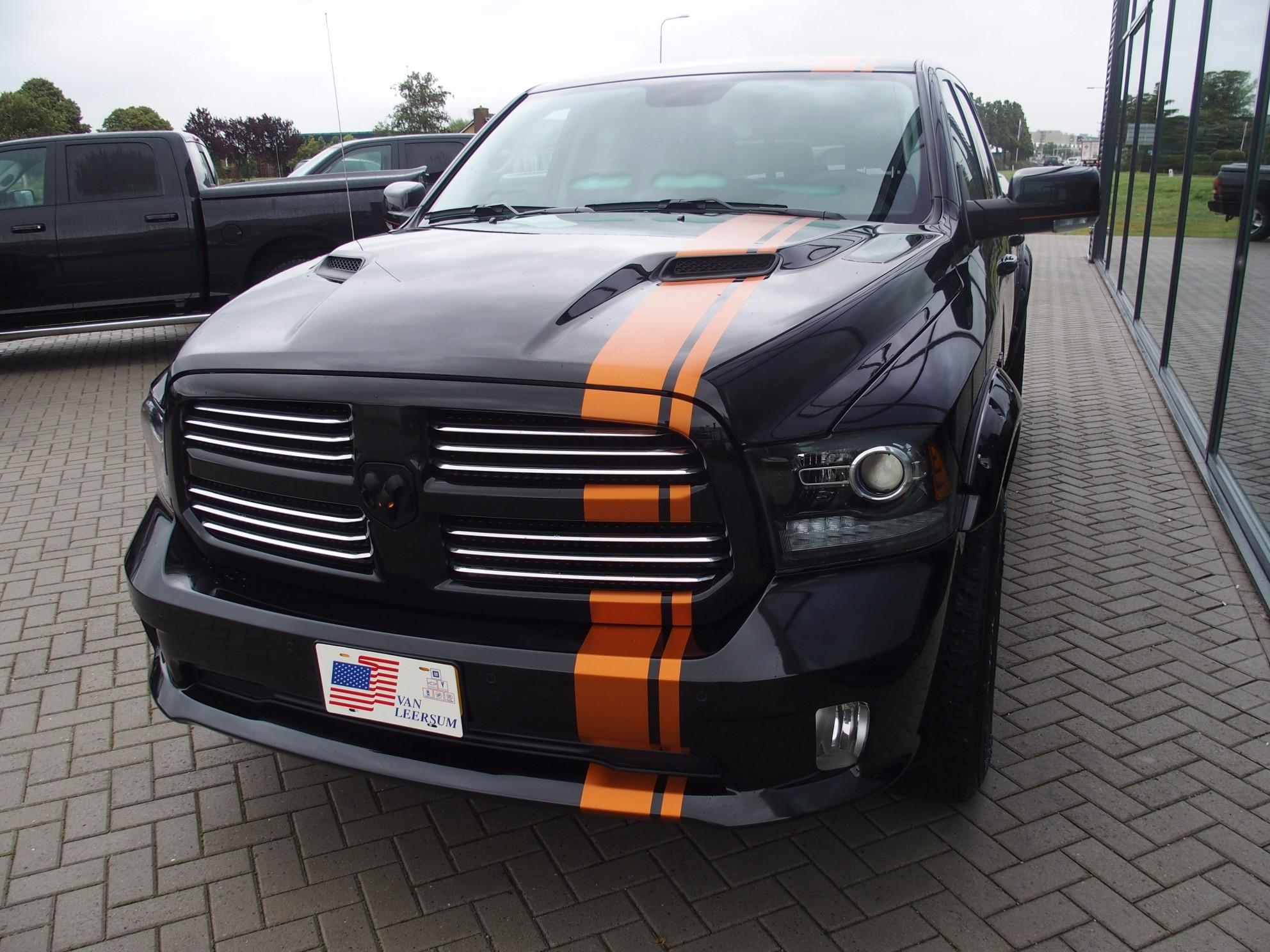 Amerikaanse Pickup