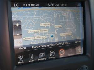 Navigatie software Image